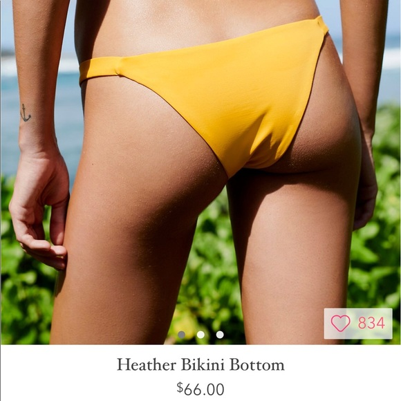 891cc22c20ea4 Tavik Swim | Nwta Heather Bikini Bottom | Poshmark